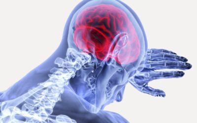 Tension that begins in the Brain